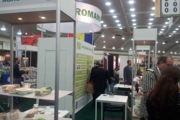 Pavilionul national al Romaniei la BioFach - Targ de produse BIO Baltimore
